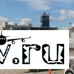 Аэропорт Сунтар  в городе Сунтар  в России