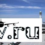Аэропорт Новый  в городе Хабаровск  в России