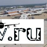 Аэропорт Великие Луки  в городе Великие Луки  в России