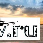 Аэропорт Мирный  в городе Мирный  в России