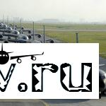 Аэропорт Калининград  в городе Калининград  в России